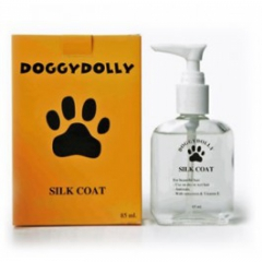 Doggy Dolly Silk Coat, Fellseide, 85 ml