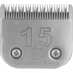 Wahl Competition Scherkopf, Size 15 - 1,5 mm