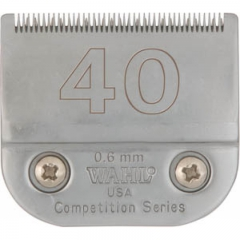 Wahl Competition Scherkopf, Size 40 - 0,6 mm
