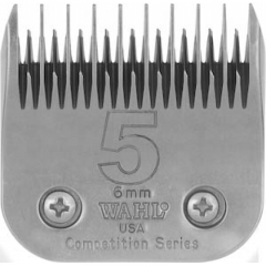 Wahl Competition Scherkopf, Size 5 - 6 mm