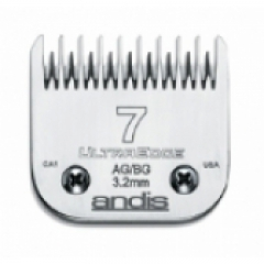 Andis Ultra Edge Scherkopf Size 7 - 3,2 mm