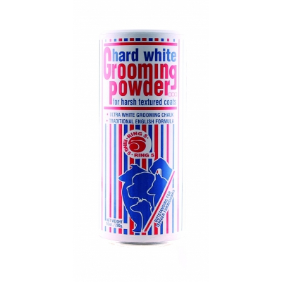 Ring 5, Grooming Powder, White Hard, 280 g